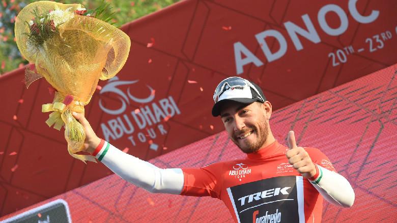 环阿布扎比:尼佐洛赢得第1赛段