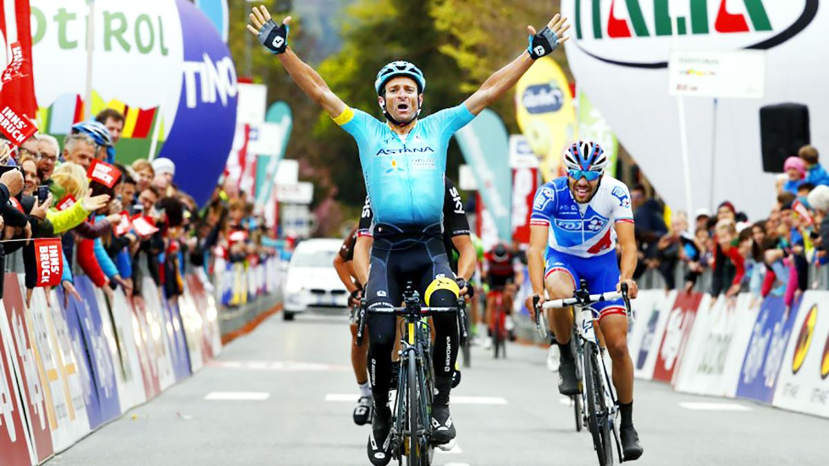 斯卡伯尼接棒阿鲁 环阿尔卑斯获赛季首胜