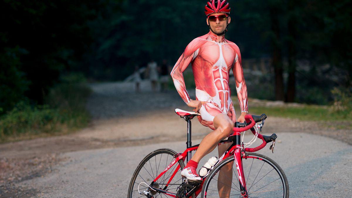 自行车手骨密度居然会下降 我们该如何预防