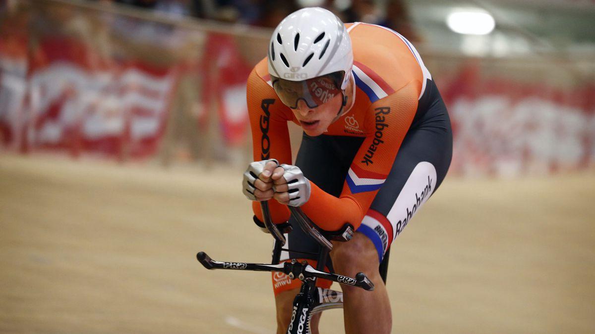 斗胆挑战爵爷 荷兰场地车手欲破UCI一小时记录