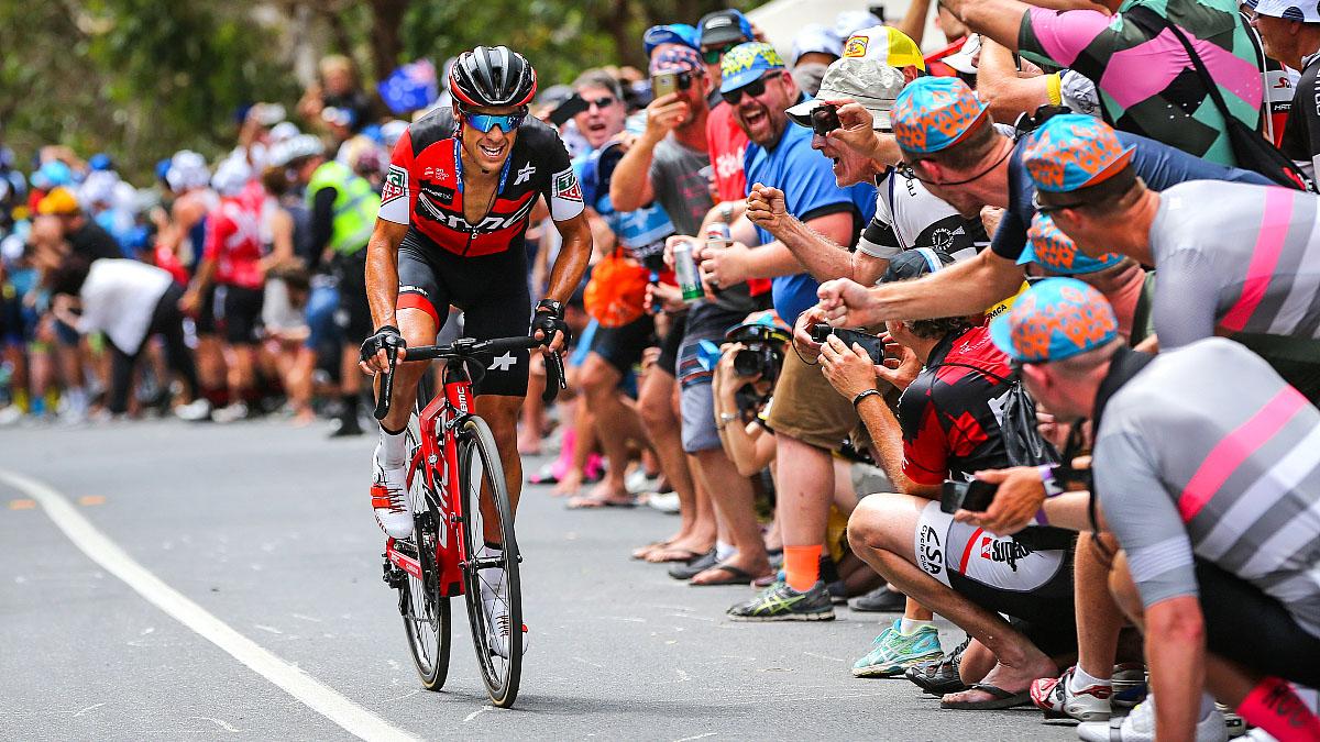 环澳S5:波特威朗加山赢赛段 英庇登顶总成绩