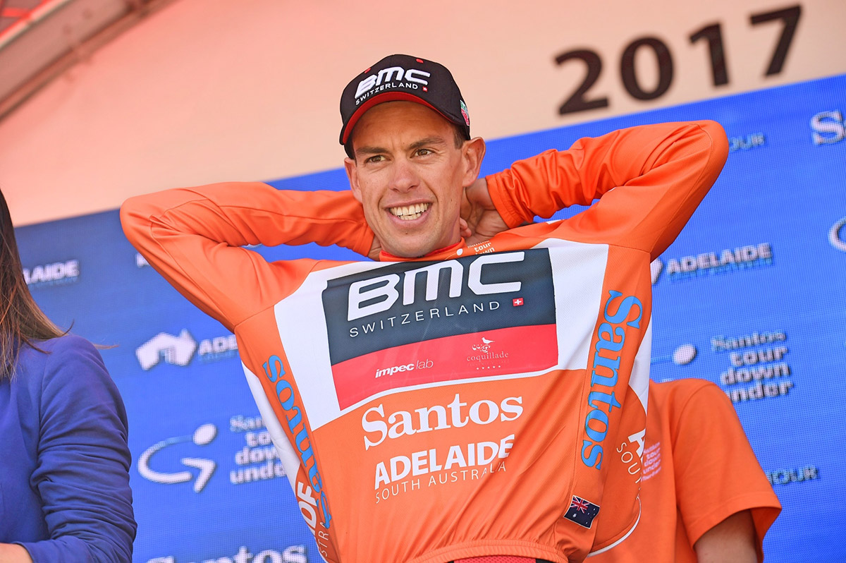 Richie-Porte-ochre-jersey-BMC-Racing-podium-Tour-Down-Under-2017-pic-Sirotti.jpg