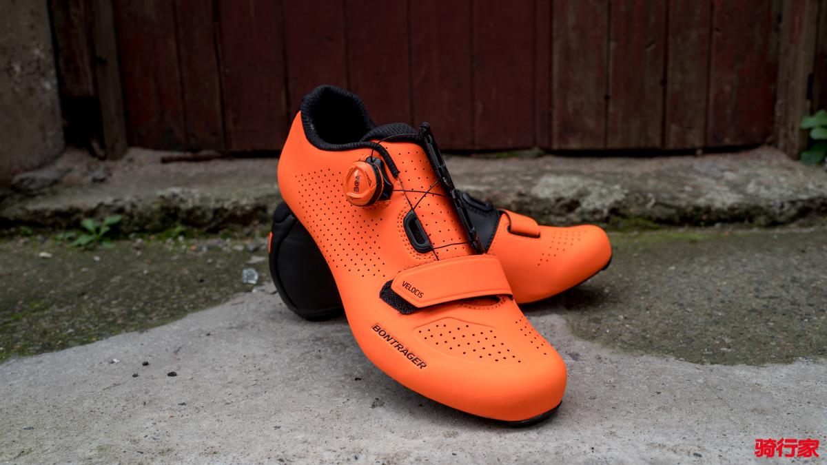 新款Bontrager Velocis锁鞋再度升级 提升回头率就靠它了