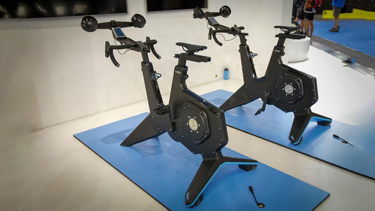 整合度超高的Tacx NEO Bike智能骑行台