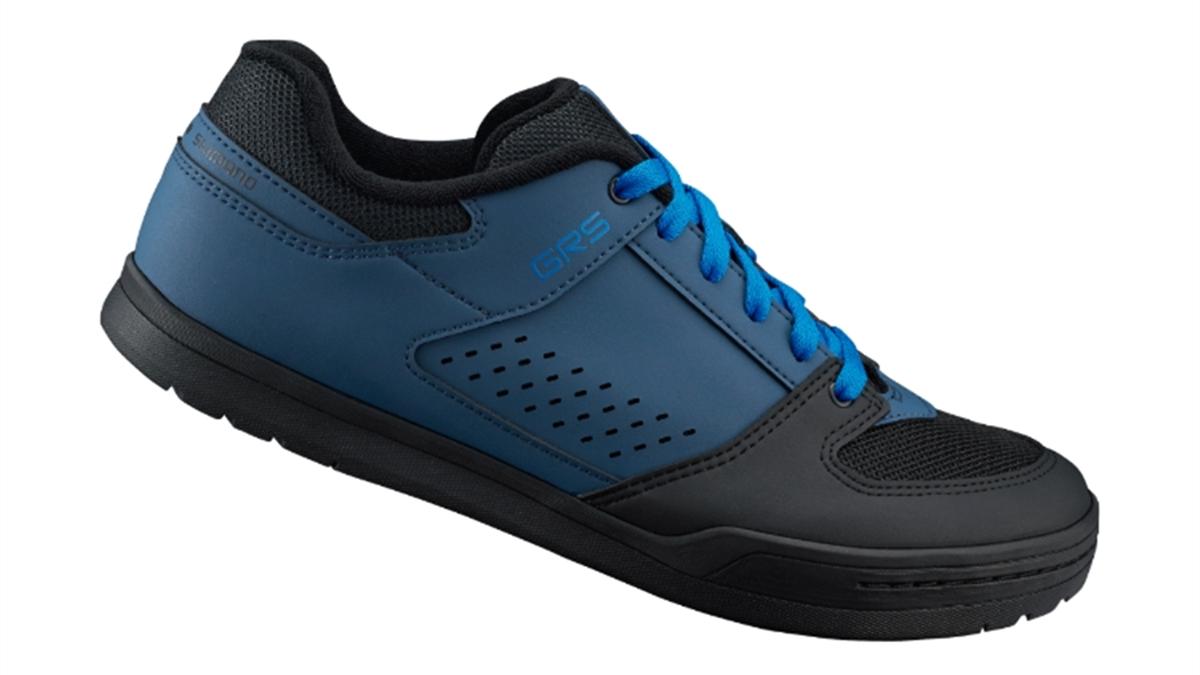 新增GR5和AM5 Shimano悄然更新了重型山地骑行鞋