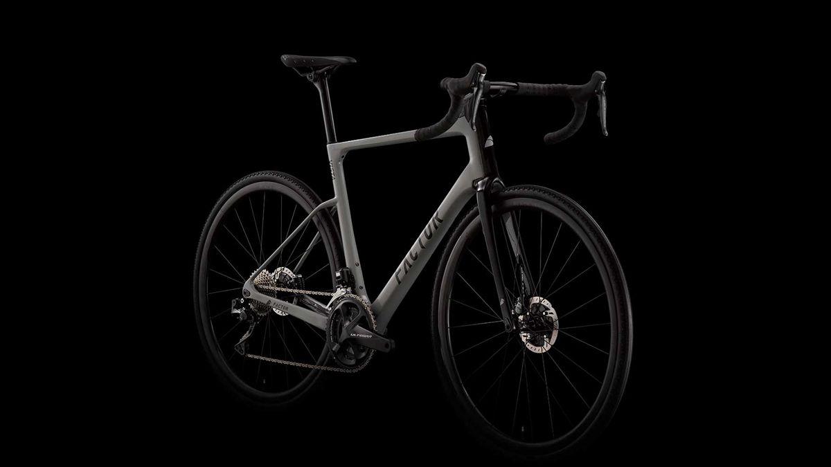 Factor首款Gravel Bike面世 无限可能的VISTA
