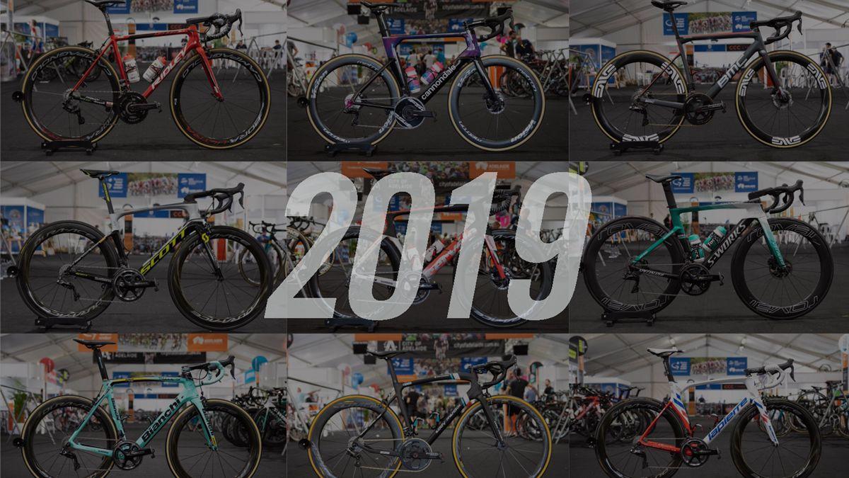 赞助商的战场 18支世巡赛车队2019赛季战车全解析