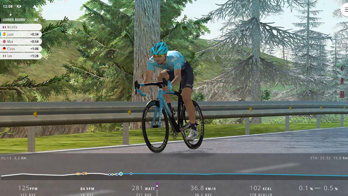 移动之星将联手Bkool开办线上自行车赛