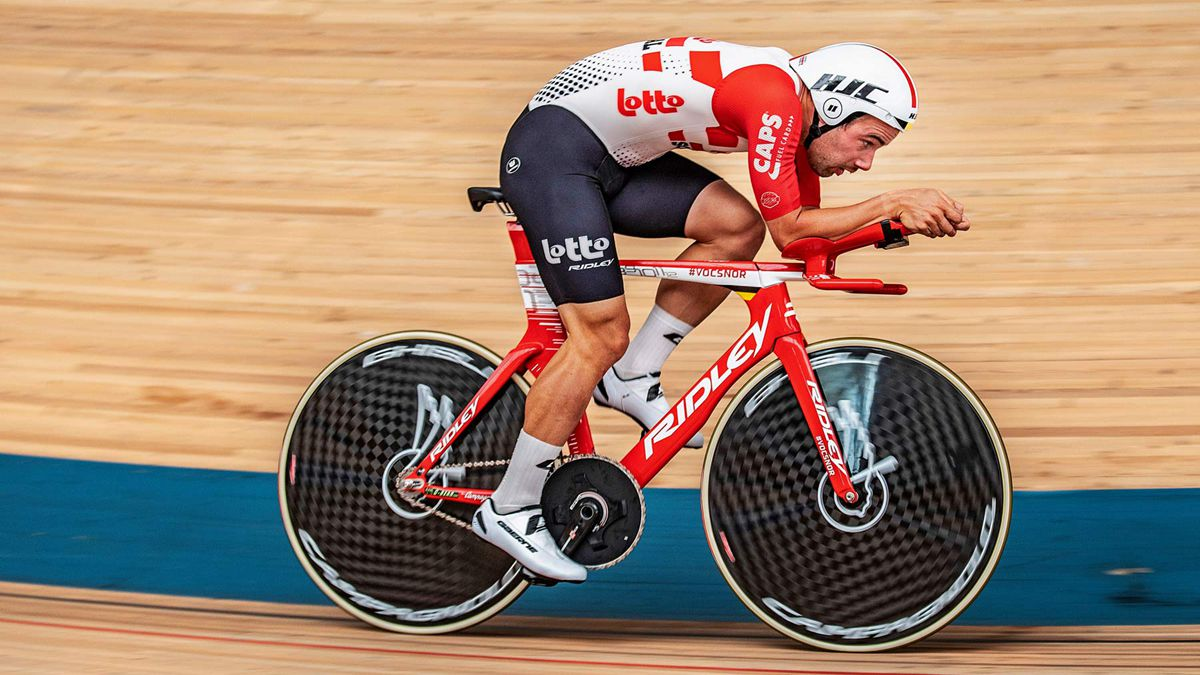 破纪录背后的秘密 坎佩纳尔特的UCI一小时纪录挑战