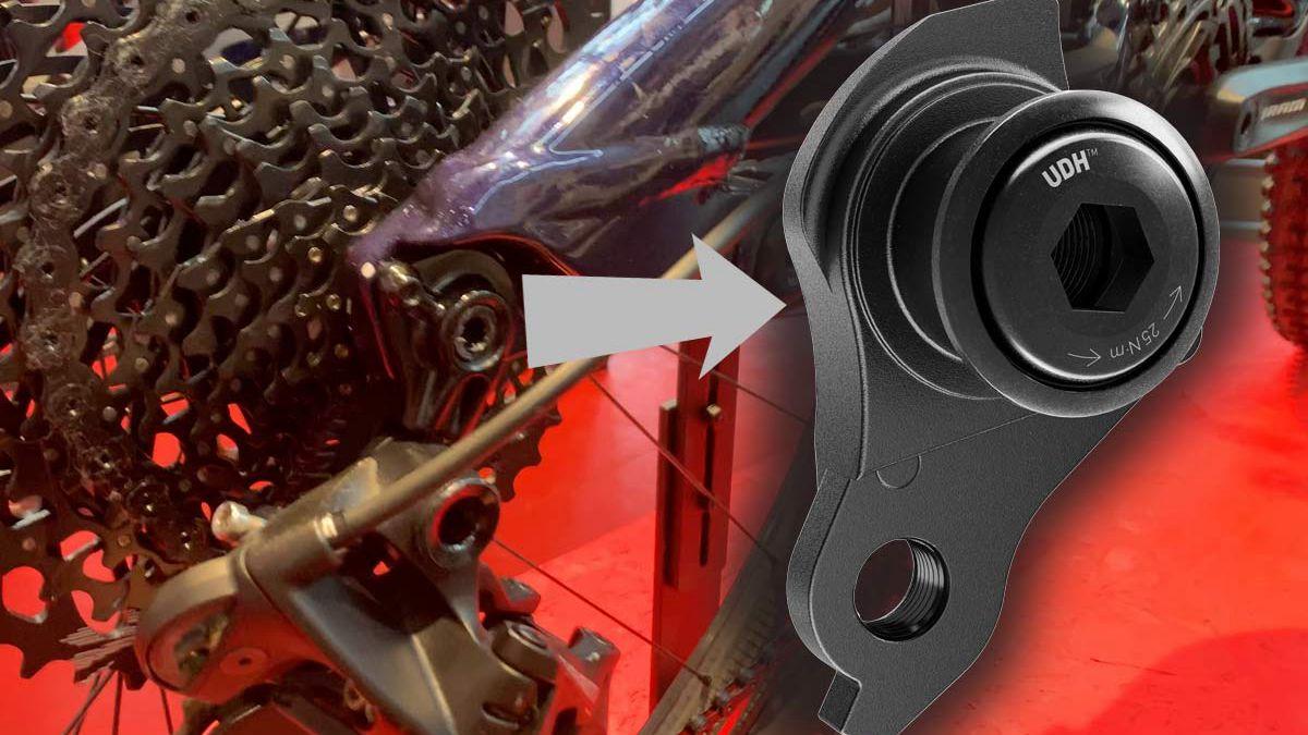 业界良心 SRAM推出万能通用型尾勾