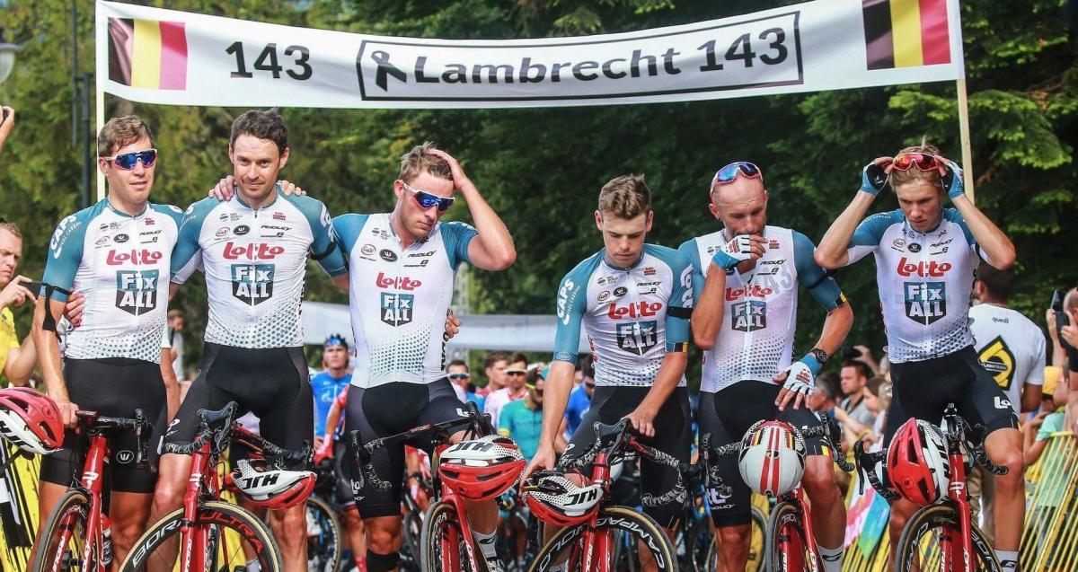 为纪念兰布雷希特,环波兰将退役143号号码牌