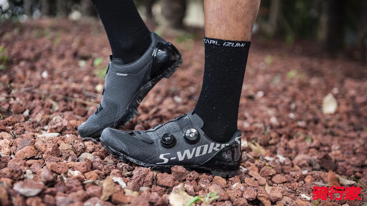 神操作之后的Specialized S-Works Recon山地锁鞋 舒适性爆表