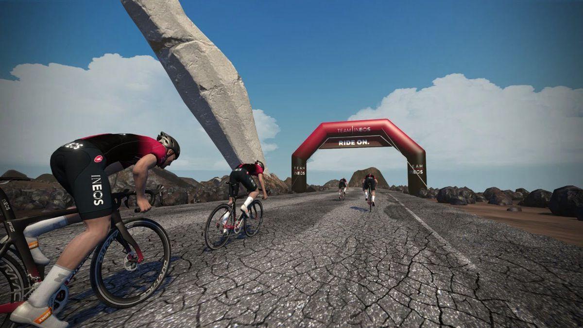 世界自行车日 在Zwift上和弗鲁姆一起骑车吧!