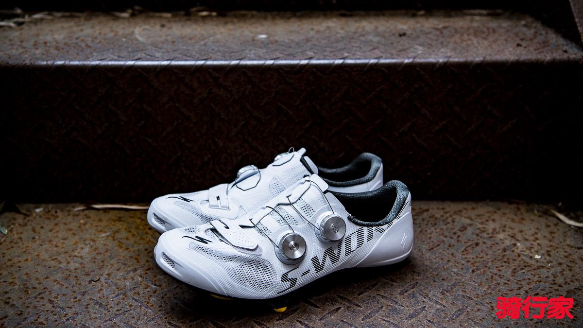 值得入手 舒适又透气的S-WORKS Vent公路锁鞋上市