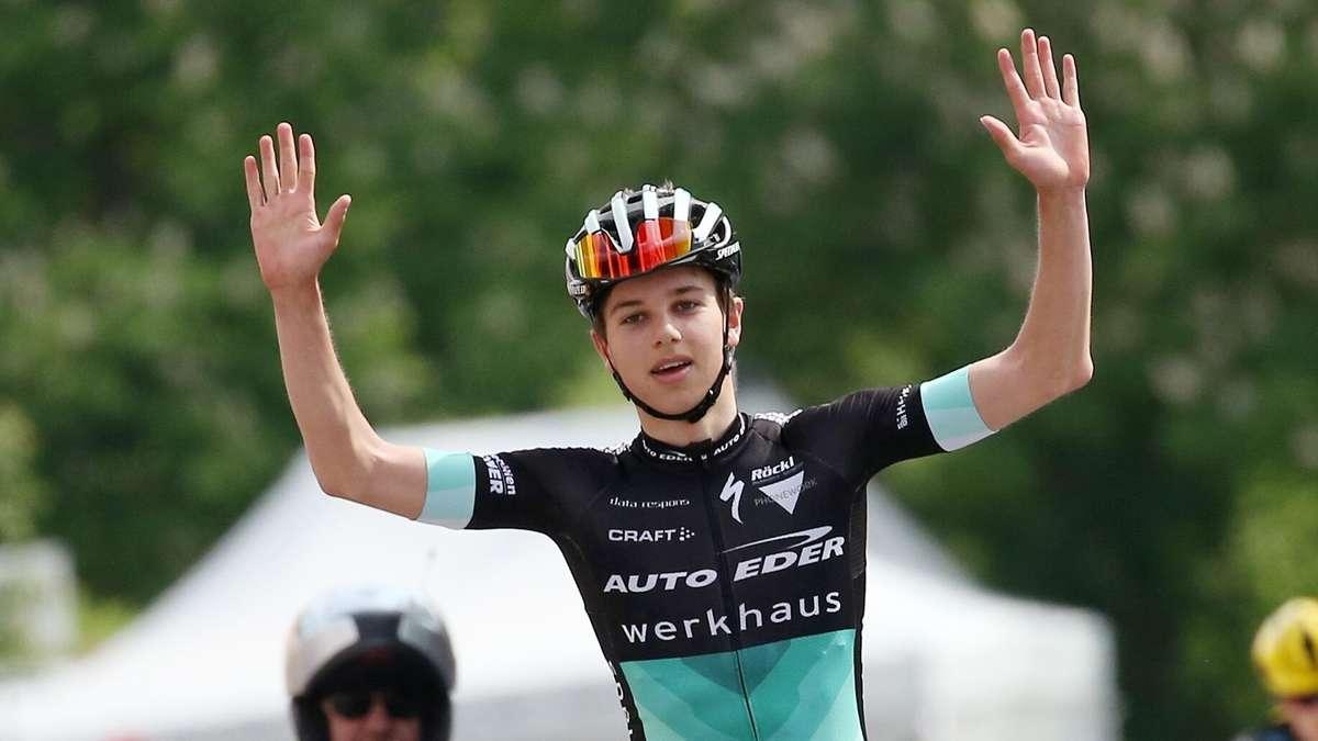Team Sunweb签约17岁小将马尔科·布伦纳 或成下赛季最年轻车手