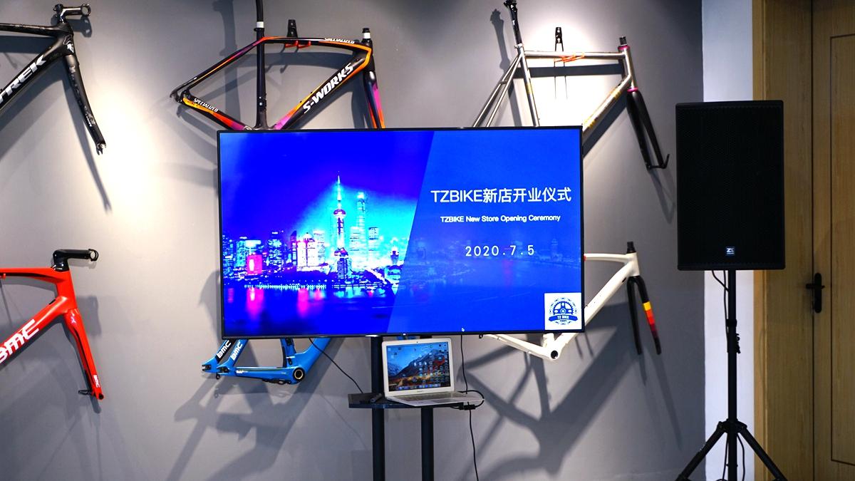 上海居然有一家二手车店——TZ BIKE