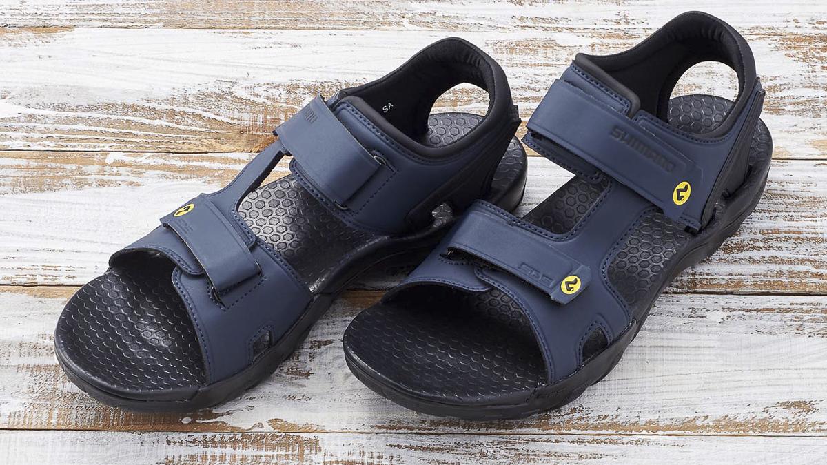 山地周报 | Shimano SPD凉鞋闪亮登场 裤子进军公路轮组市场