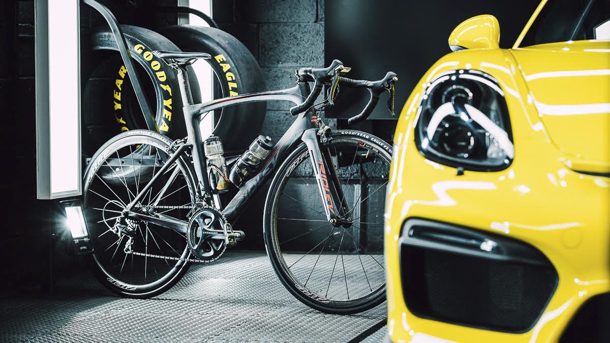 固特异轮胎再次进入中国 对的!这一次是自行车轮胎