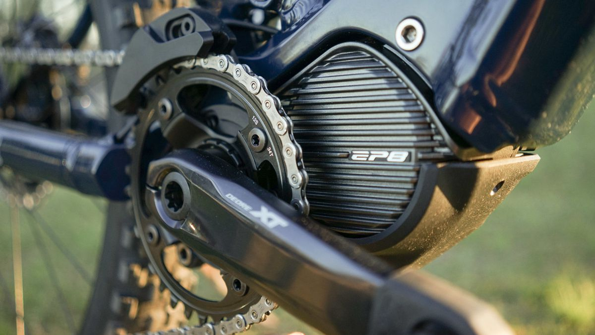 Shimano推出全新EP8电助力系统