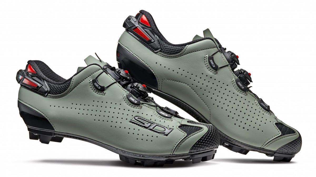 售价依旧不菲 Sidi推出Tiger 2旗舰XC锁鞋
