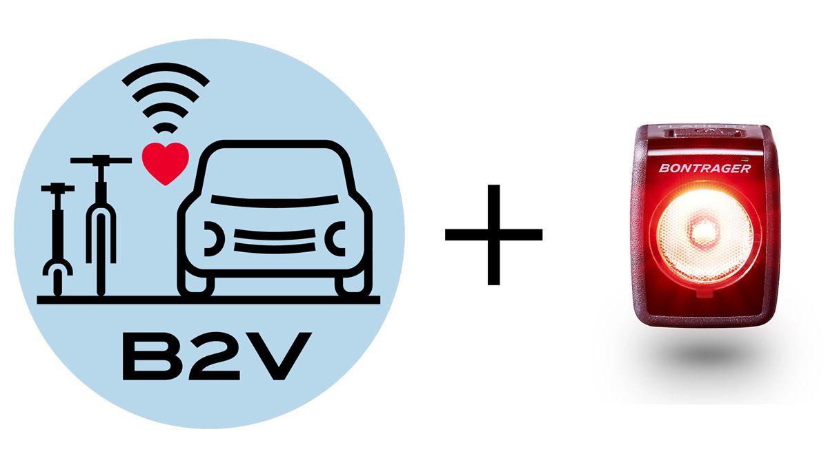 智能车联安全化 Trek和Specialized原型版B2V产品