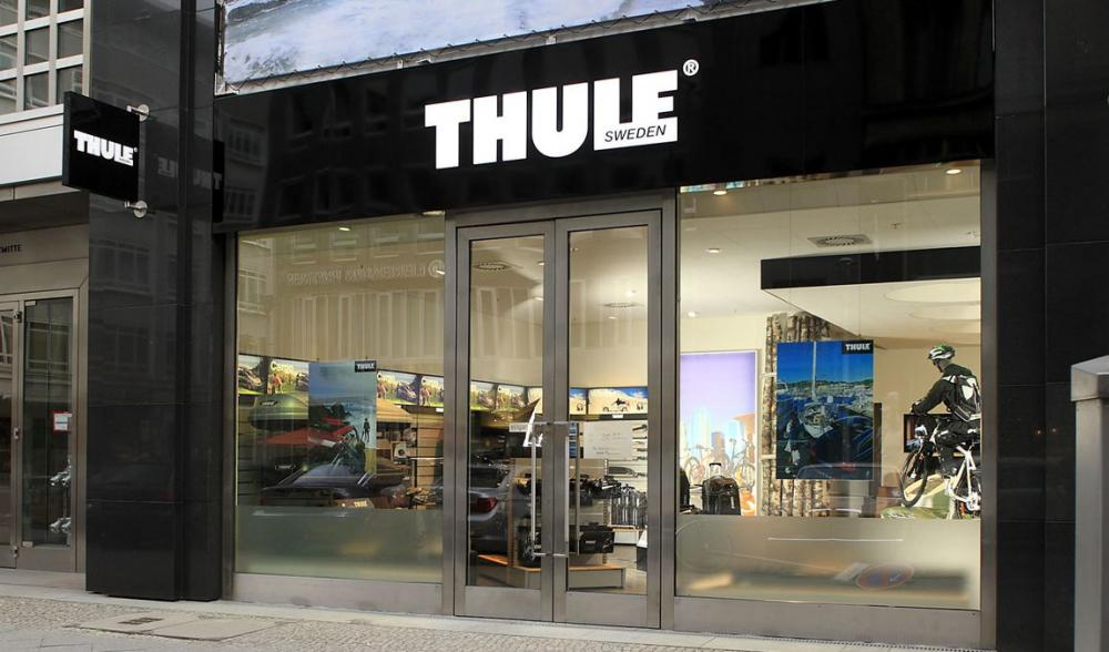 Thule第一季度销售增长46% 10年环保计划公布