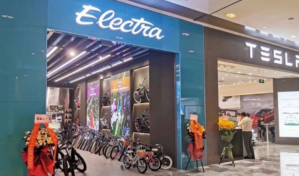 自行车界爱马仕 Electra杭州首家快闪店开幕 众多联名款来袭