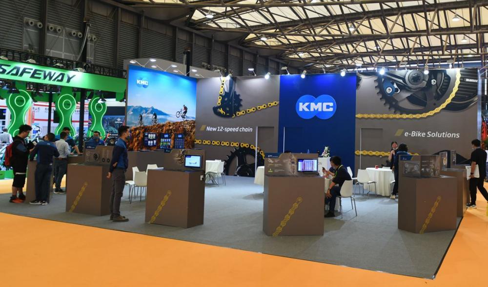 中国展   KMC e-bike Solution震撼电助力自行车市场