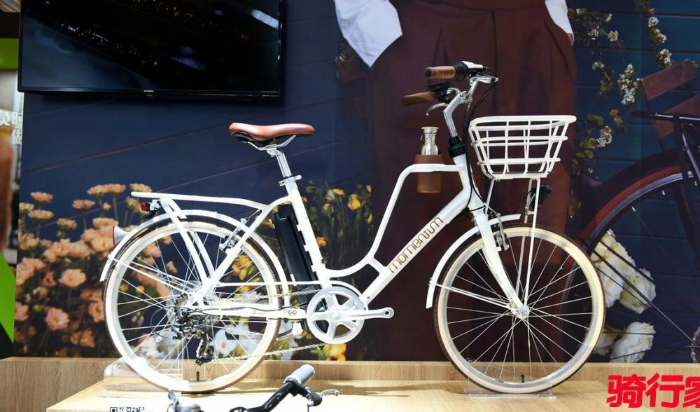 中国展   改变生活的百变e-bike