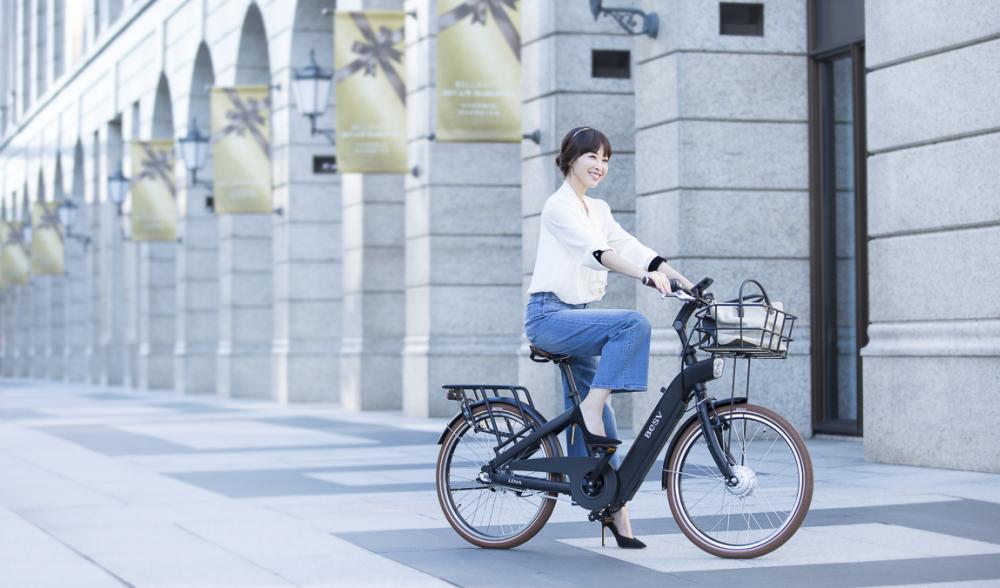 单车月看什么 | 跨界e-Bike品牌BESV