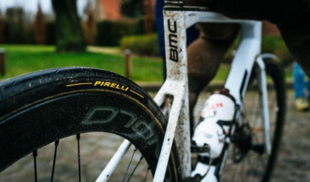 真正F1传承:Pirelli倍耐力自行车轮胎