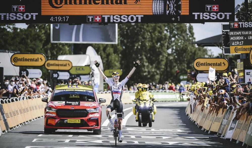 2021环法S19 | 兔子的胜利 突围大师莫霍里奇再夺赛段冠军