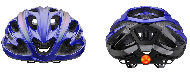 Limar-Ultralight-Evo-super-lightweight-road-bike-helmet_Iridescent-Blue-front-rear.jpg