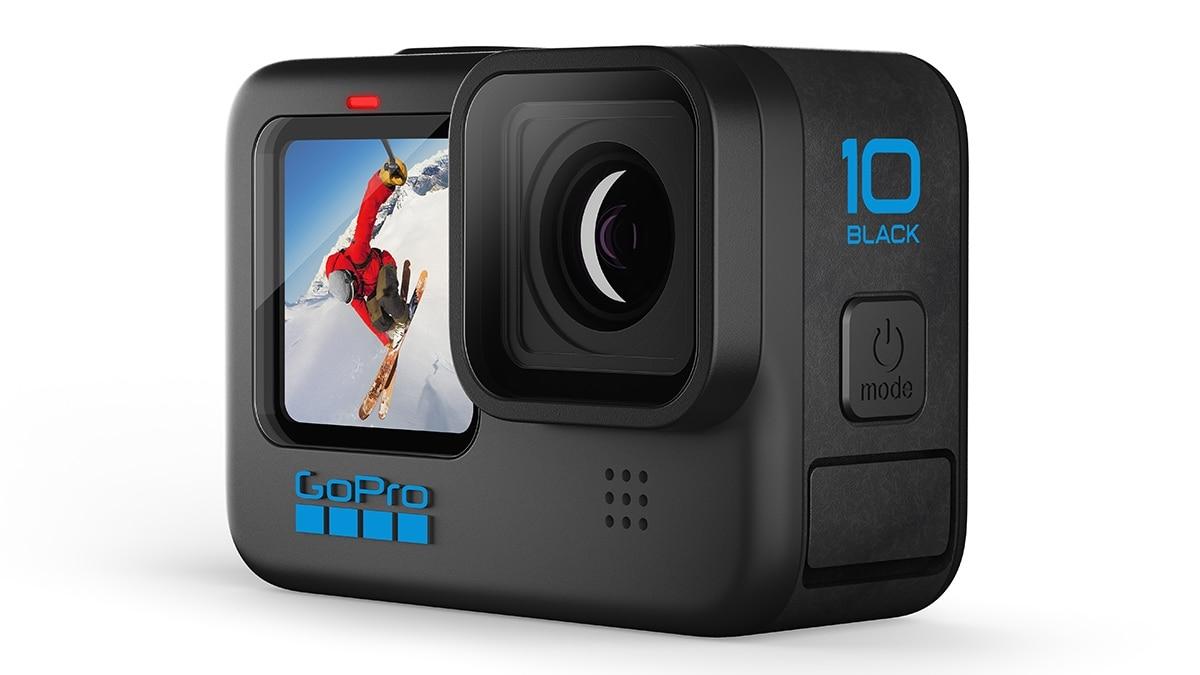 最高5.3K/60p视频 GoPro Hero 10 Black发布