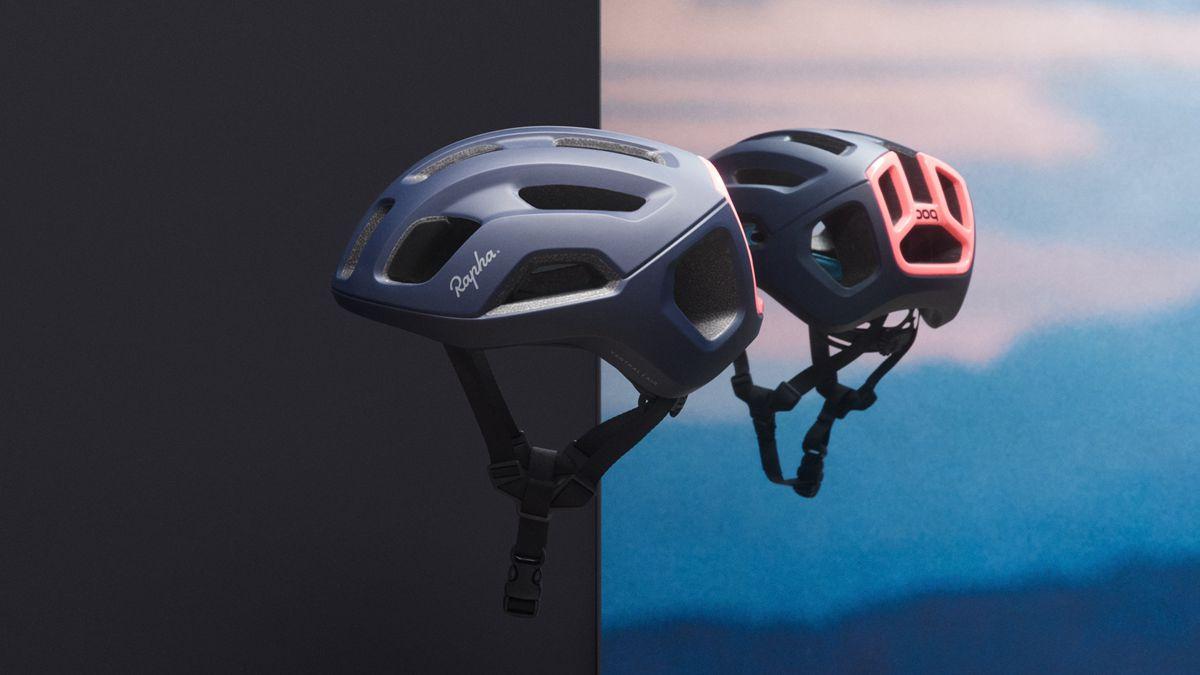 两款Rapha x POC联名版头盔来袭 Ventral AIR SPIN仅限RCC会员购买
