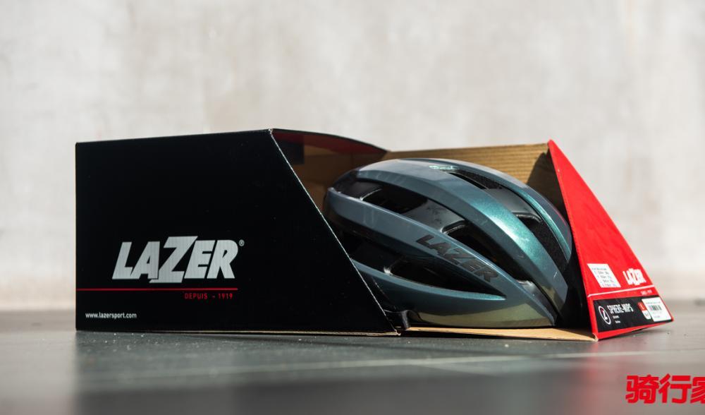 颜值出挑 价格亲民 Lazer Sphere Blue Haze Misp限量版头盔