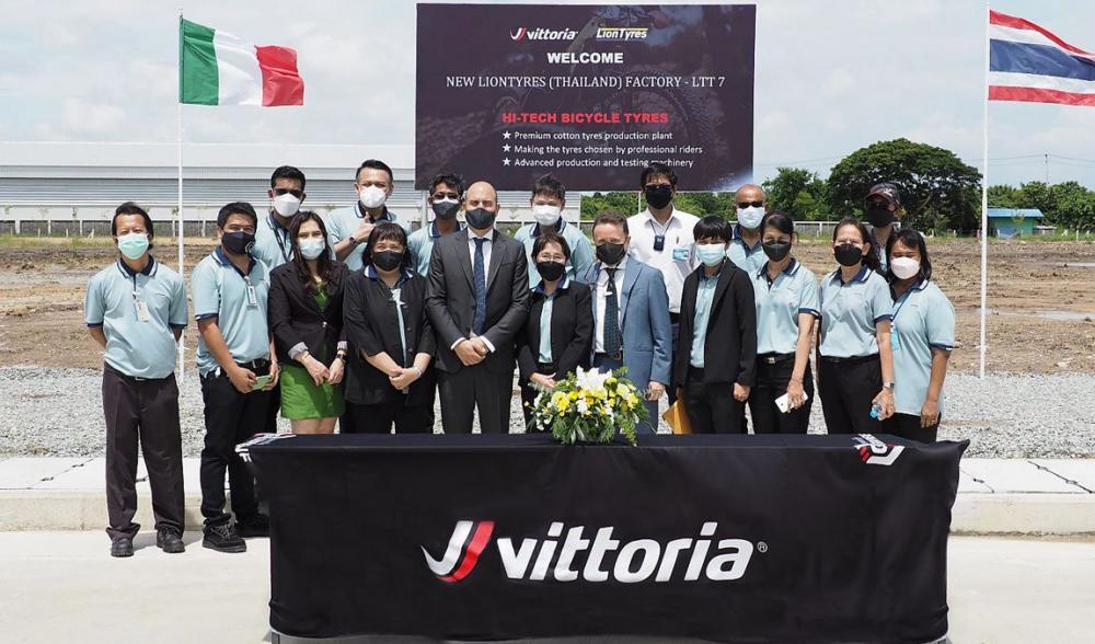 Vittoria轮胎采用新型碳中和设施 将实现产量翻番